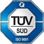 TüV - Oktagon 9001
